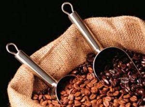 コーヒーの取引額