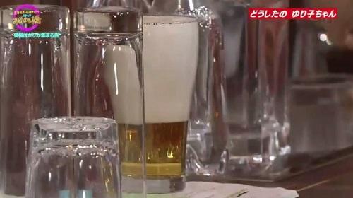 4月12日 天海祐希・石田ゆり子のスナックあけぼの橋 ビールが少なすぎる
