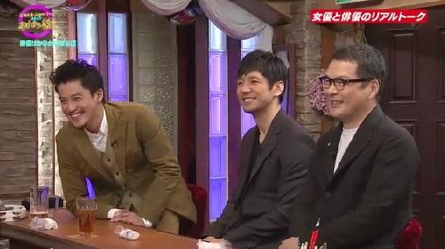 4月12日 天海祐希・石田ゆり子のスナックあけぼの橋 ポンコツ具合にニコニコの3人