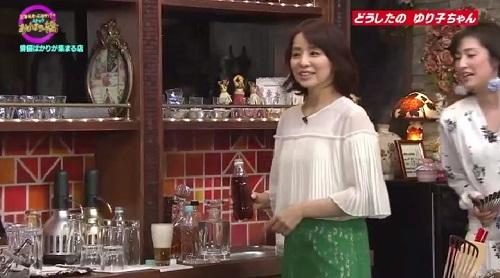 4月12日 天海祐希・石田ゆり子のスナックあけぼの橋 何でかな?