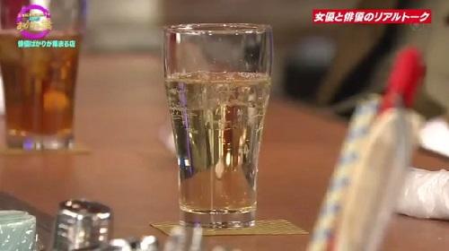 4月12日 天海祐希・石田ゆり子のスナックあけぼの橋 少ないハイボール
