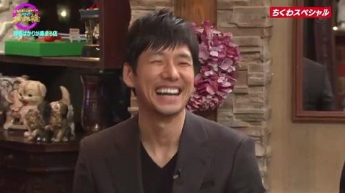 4月12日 天海祐希・石田ゆり子のスナックあけぼの橋 爆笑する西島秀俊