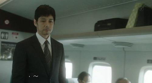 CRISIS クライシス 公安機動捜査隊特捜班 捜索する田丸三郎(西島秀俊)