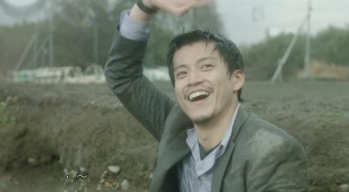 CRISIS クライシス 公安機動捜査隊特捜班 笑顔で振り返す稲見朗(小栗旬)