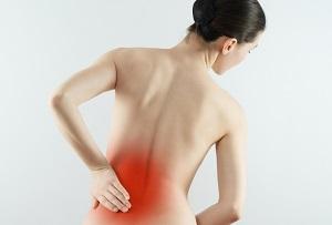 女性の28日周期 腰痛が起こりやすい時期は黄体期