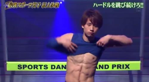 最強スポーツ男子頂上決戦VIII 大池瑞樹02