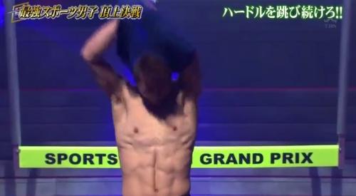最強スポーツ男子頂上決戦VIII 大池瑞樹03