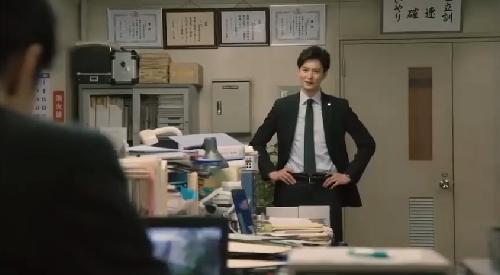 第2話 日曜劇場「小さな巨人」 また所轄に登場する山田