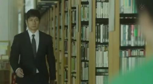 第7話 フジテレビ 「CRISIS クライシス 公安機動捜査隊特捜班」田丸三郎(西島秀俊)は淡々と確保