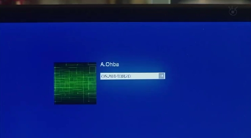 第7話 フジテレビ 「CRISIS クライシス 公安機動捜査隊特捜班」銀行ハッキングの日付と残り2桁は坂本のSと岡田のOがパスワード
