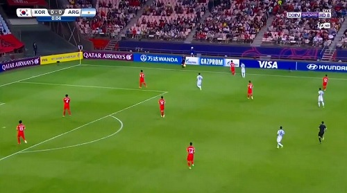 FIFA U-20 ワールドカップ 韓国大会 2017 グループA 韓国 vs アルゼンチン戦 (1)