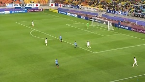 FIFA U-20 ワールドカップ 韓国大会 2017 グループD ウルグアイ vs 日本戦01