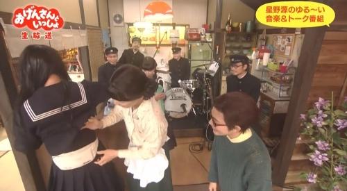 NHK おげんさんといっしょ 長女:藤井隆のワイヤレスマイクが全開