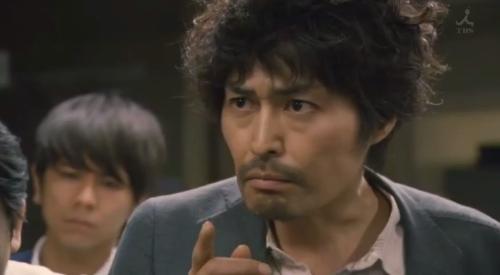 TBS 日曜劇場 「小さな巨人」 第6話 芝署編完結 お守りに渡部久志(安田顕)が見覚えがある