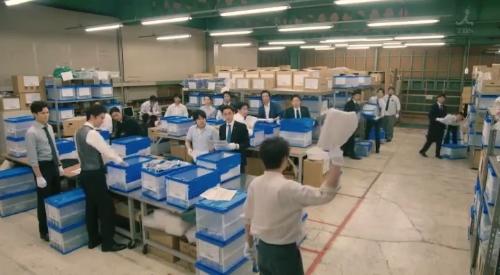 TBS 日曜劇場 「小さな巨人」 第6話 芝署編完結 ついでに渡部久志(安田顕)の号令