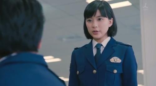 TBS 日曜劇場 「小さな巨人」 第6話 芝署編完結 三島祐里(芳根京子)は人事部を異動する希望を出す