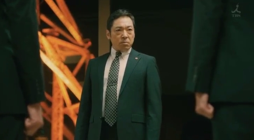 TBS 日曜劇場 「小さな巨人」 第6話 芝署編完結 小野田義信一課長(香川照之)はタイムリミットを