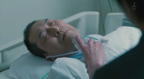 TBS 日曜劇場 「小さな巨人」 第6話 芝署編完結 意識を取り戻した風見康夫(長江英和)