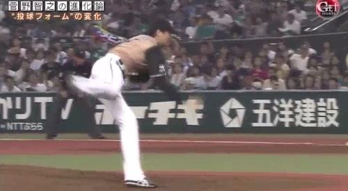 テレビ朝日「Get Sports(ゲットスポーツ)」 6月4日放送 巨人・菅野智之の進化 日本ハムファイターズの大谷翔平の投球