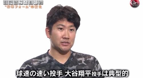 テレビ朝日「Get Sports(ゲットスポーツ)」 6月4日放送 巨人・菅野智之の進化 日本ハムファイターズの大谷翔平は典型的