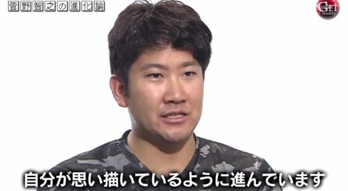 テレビ朝日「Get Sports(ゲットスポーツ)」 6月4日放送 巨人・菅野智之の進化 自分が思い描いているように進んでいます