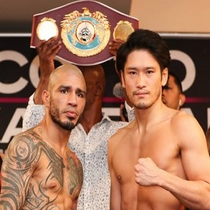 WBO世界S・ウェルター級王座決定戦 ミゲール・コット vs 亀海喜寛
