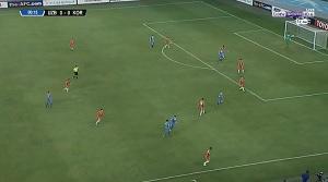 9月6日 サッカーW杯アジア最終予選 ウズベキスタン vs 韓国戦