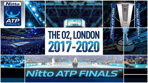 Nitto ATP Finals 2017-2020