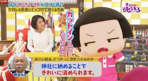 NHK 第3弾「チコちゃんに叱られる!」2017年12月27日 カットインして入ってきて