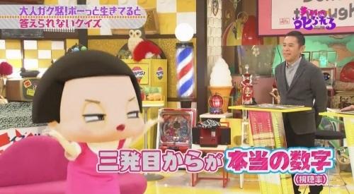 NHK 第3弾「チコちゃんに叱られる!」2017年12月27日 三発目からが本当の数字(視聴率)