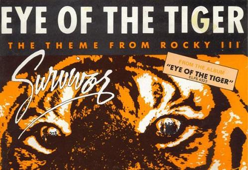 イッテQのお祭り男、宮川大輔の勝負曲「Eye of the Tiger」