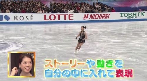 フィギュアの表現力 ジャッジの採点基準 NHK スポーツ酒場 語り亭 鈴木明子の表現