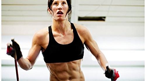 平昌オリンピックでメダル5つ獲得のマリット・ビョルゲン 筋肉