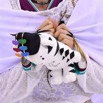 平昌オリンピック マスコットキャラクター 羽生選手が持つスホラン