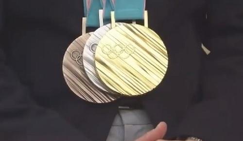 平昌オリンピック 高木美帆選手の金銀銅メダル