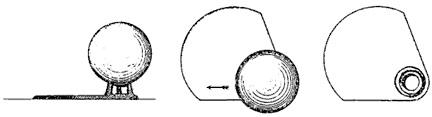 1899年 ウィリアム・ブロックソム(William Bloxsom)とアーサー・ダグラス(Arthur Douglas)のゴルフティー特許