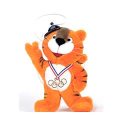 1988年 ソウルオリンピック マスコットキャラクター ホドリ