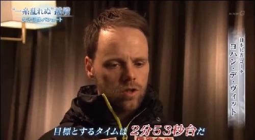 NHK 日本女子団体パシュート 目標タイムは2分53秒台