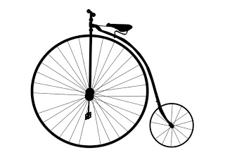 自転車 ペニー・ファージング