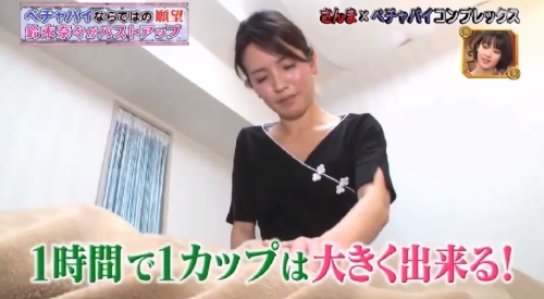 鈴木奈々 バストアップ画像 バスト美容家、中村ひろ美02