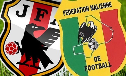 3月23日 サッカー 日本代表 vs マリ代表 国際親善試合