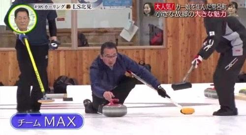 3月3日 追跡 LIVE! SPORTS ウォッチャー カーリング LS北見 チームMAX
