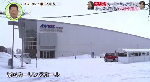 3月3日 追跡 LIVE! SPORTS ウォッチャー カーリング LS北見 常呂カーリングホール