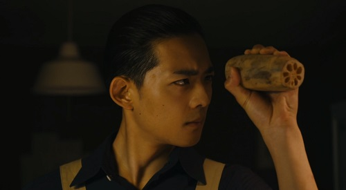 Amazonプライム限定配信ドラマ「紺田照の合法レシピ」 第1話 野菜界のリボルバー