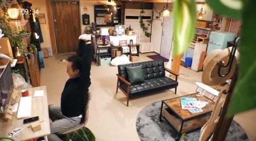 Amazon さまぁ~ずハウス 第2話 「家事代行」 部屋の内装 インテリア