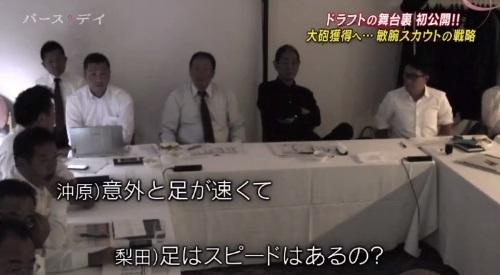 TBS バース・デイ 楽天イーグルス 球団スカウト 梨田監督