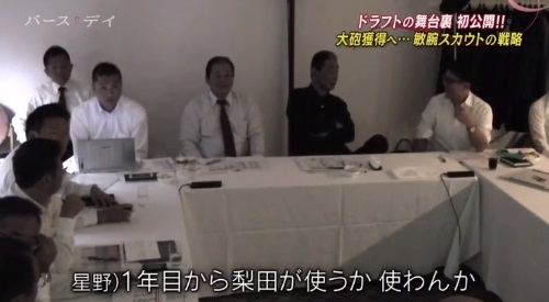 TBS バース・デイ 楽天イーグルス 球団スカウト 球団副会長 星野仙一、梨田監督次第