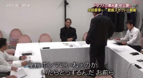 TBS バース・デイ 楽天イーグルス 球団スカウト 球団副会長 星野仙一の一声