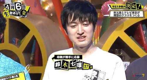 第5回「青春高校 3年C組 金曜日」鈴木