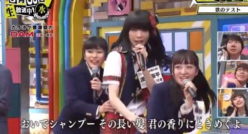 第43回「青春高校 3年C組 曜日」担任:三四郎 カラオケ企画第2弾。今回はユニットで歌披露